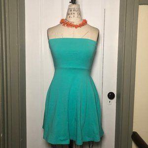 Women's Express Strapless Mini Dress Size S